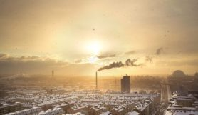 Air-Pollution is fast becoming the Western worlds most dangerous threat.